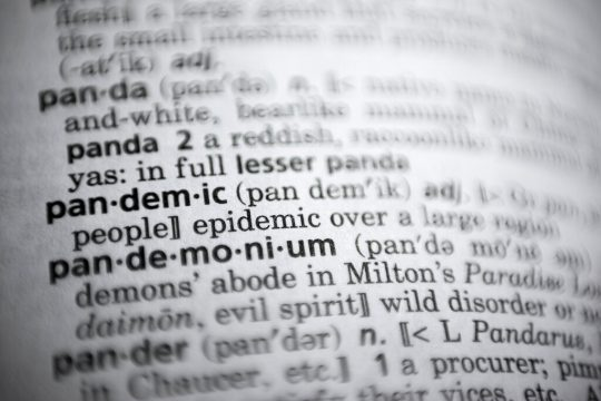 Word of the Year Merriam-Webster