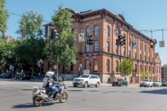 Saratoga Springs City Hall. File