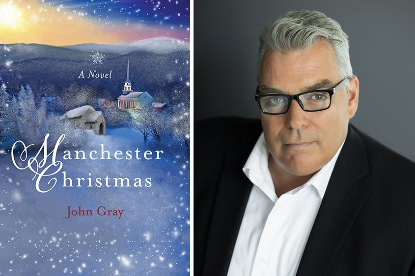 "John Gray and ""Manchester Christmas."""