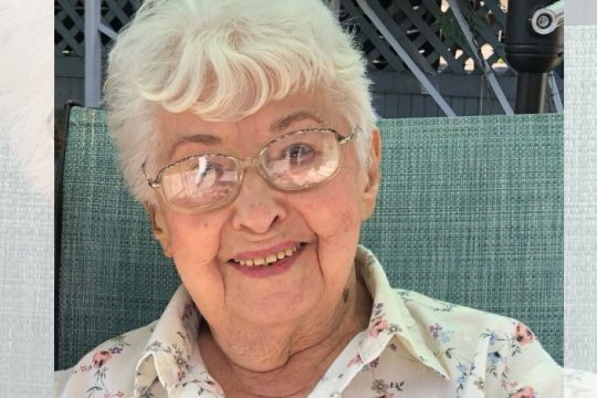 """Ella """"Ellie"""" Russo, a Johnstown native who died at 101 at River Ridge Living Center in Amsterdam. Provided"""