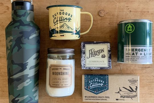 Local finds at the Vischer Ferry General Store.