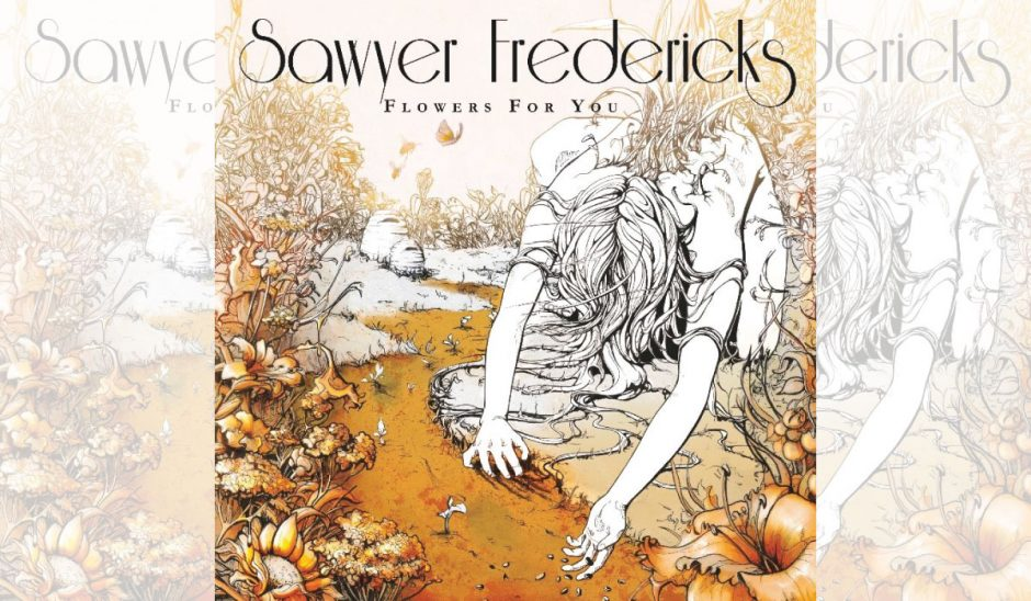 """""""Flowers for You"""" is the latest album from local favorite Sawyer Fredericks."""