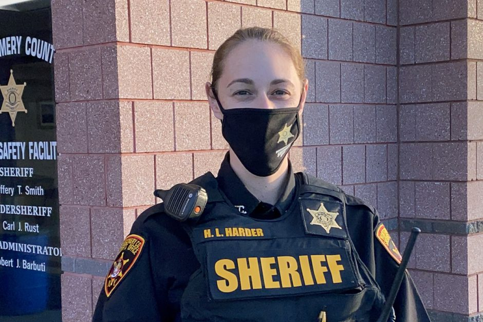 Deputy Sheriff Heather Harder, Montgomery County