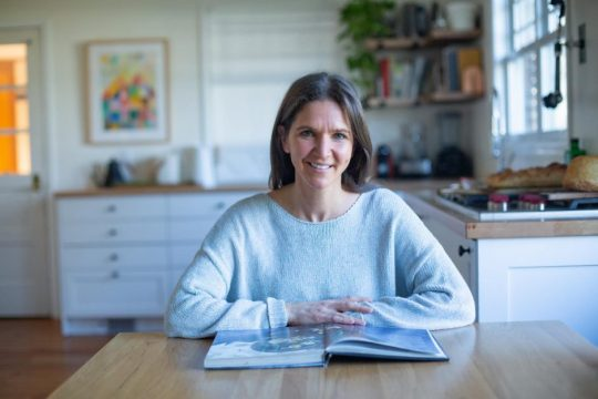 Niskayuna food blogger Alexandra Stafford, who is offering online cooking classes.