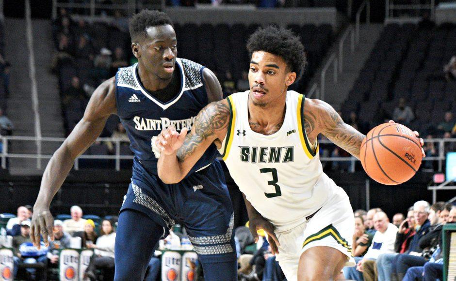 Siena men's basketball will debut Sunday. (Gazette file photo)