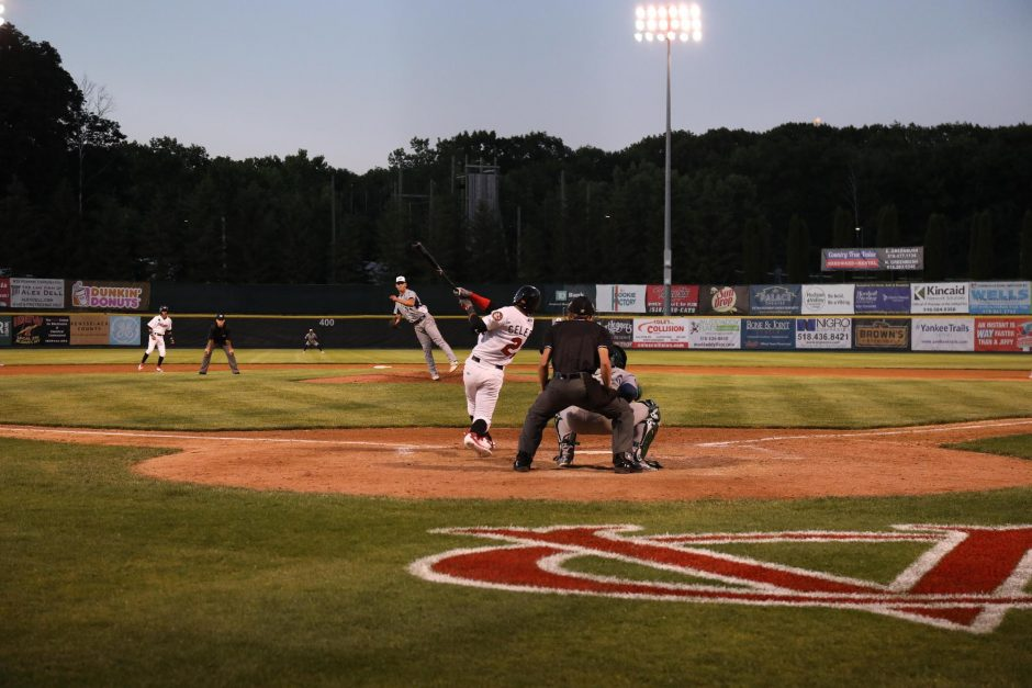 File photoThe Tri-City ValleyCats will compete in the independent Frontier League this season.