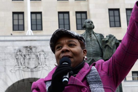 Angelicia Morris in 2019