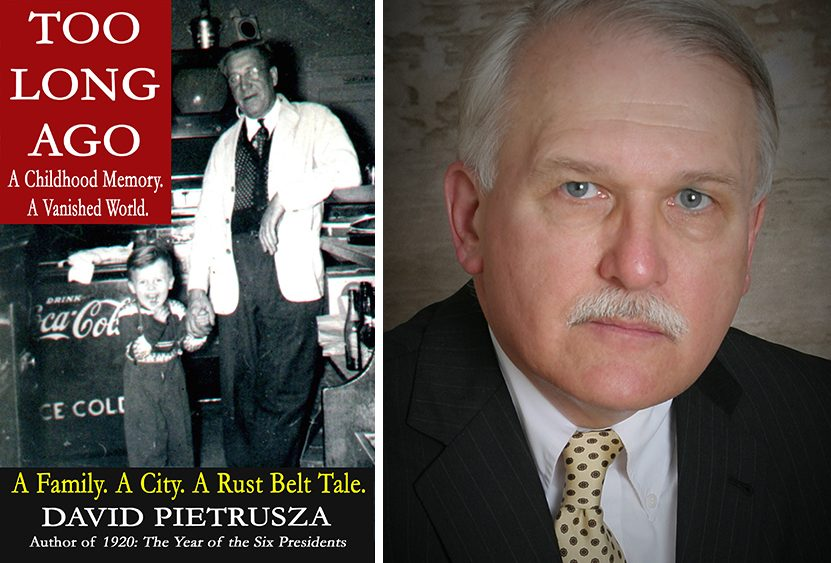 David Pietrusza and his latest book