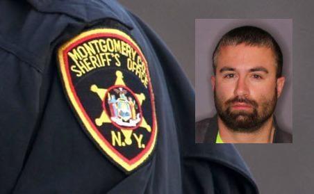 Adam J. Prime - Montgomery County Sheriff (inset); File (Background)