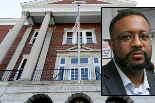 Odo Butler of the Schenectady NAACP - File photos
