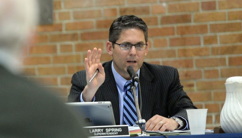 Larry Spring - File Photo