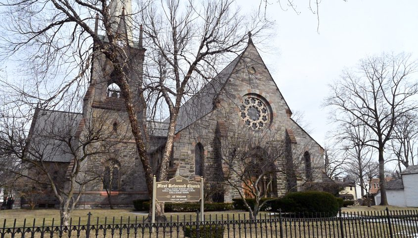 First Reformed Church in the Stockade.