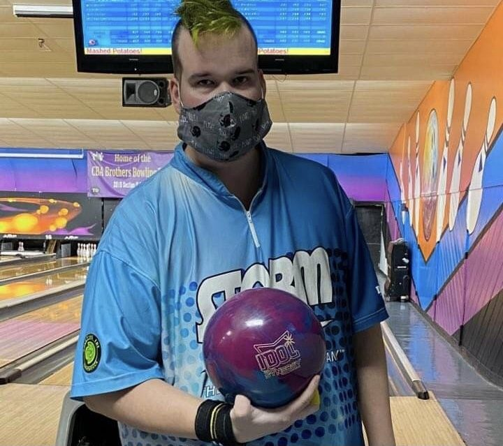 Shenendehowa High School graduate Billy Wigand, 30, has 31 perfect games. He has rolled an honor score on every pair of lanes at Hometown in Mechanicville.
