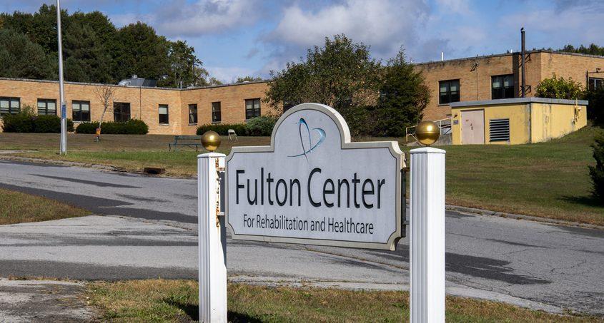 The Fulton County Rehabilitation & Nursing Facility in October