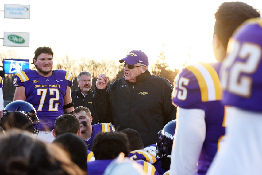 For UAlbany football, focus is '100%' on spring season despite