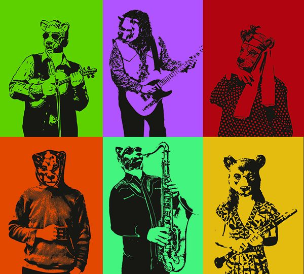Contra dance band Great Bear & Friends will be part of this year's online Flurry Festival.