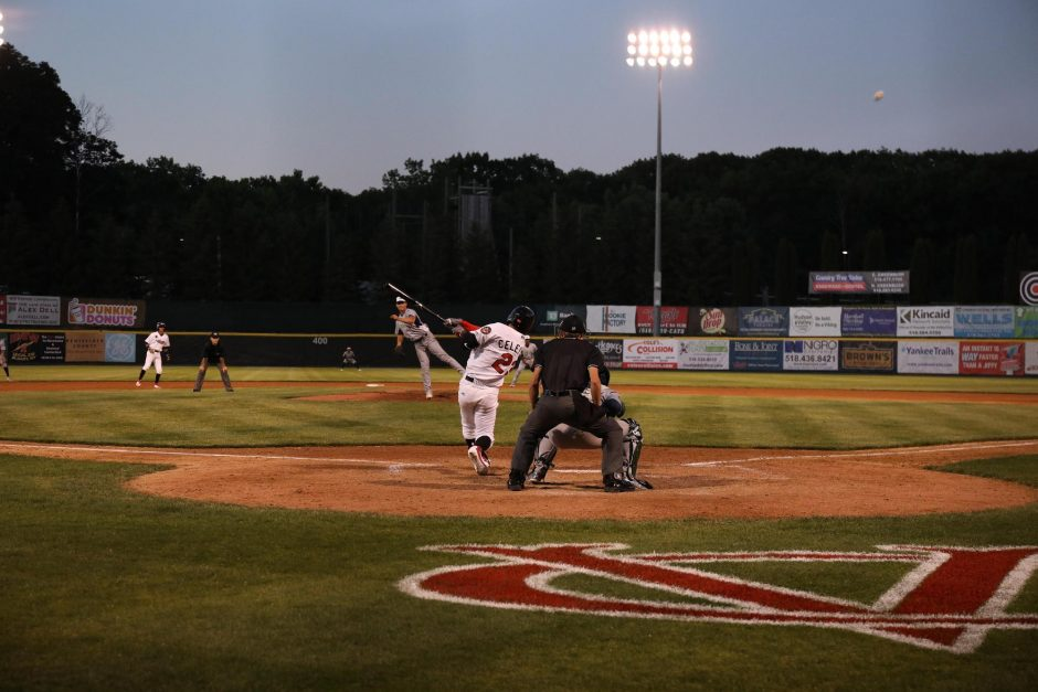 THE DAILY GAZETTE FILE PHOTOThe Tri-City ValleyCats will open their first season in the independent Frontier League Thursday, May 27, at Ottawa. The ValleyCats' home opener is Friday, June 4, against Quebec.