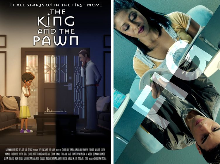 """""""The King and the Pawn"""" and """"Fig"""" are two of the films in the series. (photos provided)"""