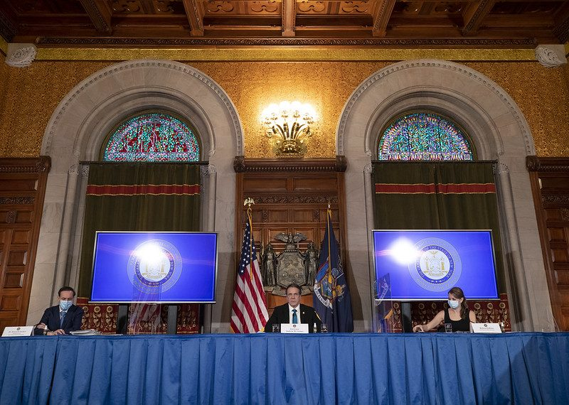 Gov. Andrew Cuomo - Governor's Office