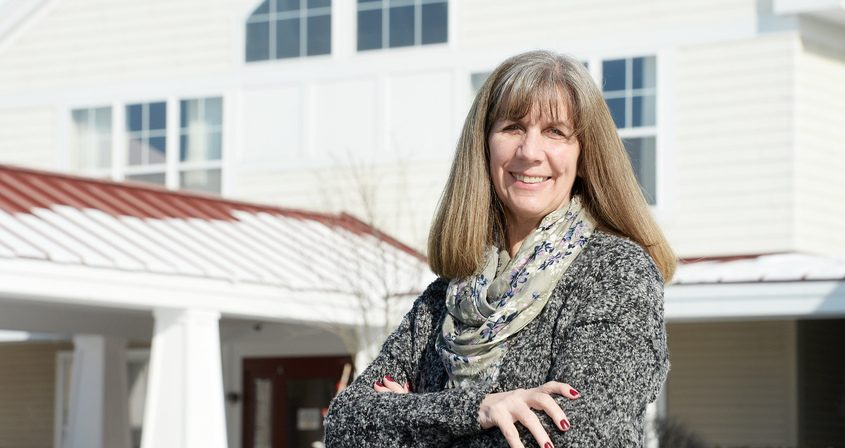 Ingersoll Place Assisted Living Executive Director Caroline Thompson