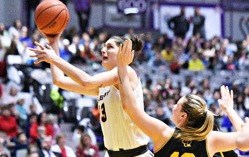 UAlbany women's basketball hosts New Hampshire this Sunday. (Gazette file photo)