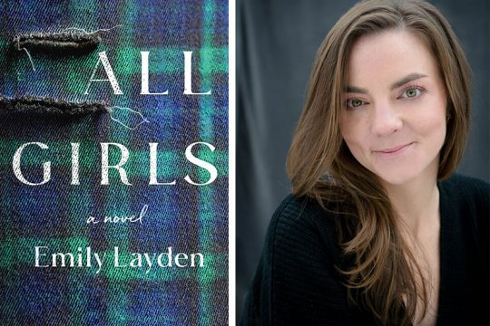 "Emily Layden and ""All Girls."""