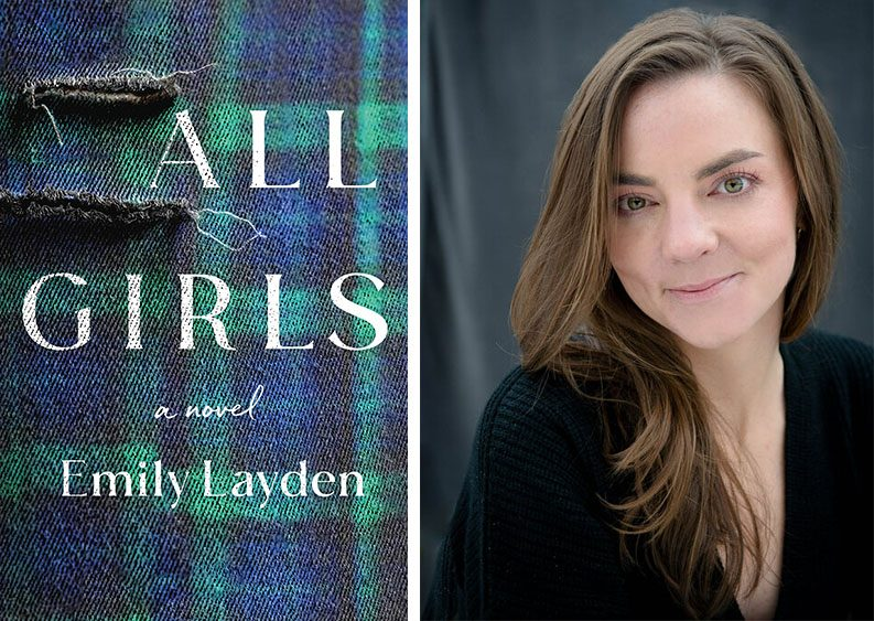 """Emily Layden and """"All Girls."""""""