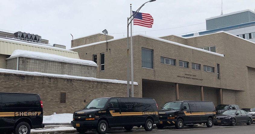 The Schenectady County Jail - File