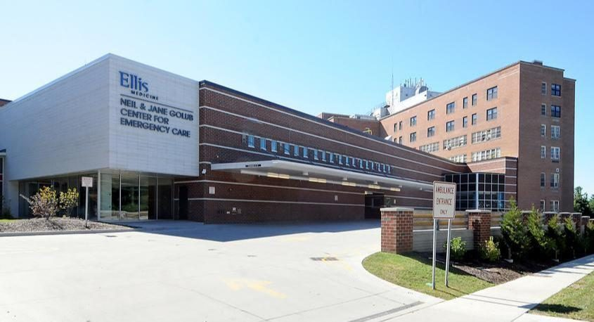 Ellis Hospital - File