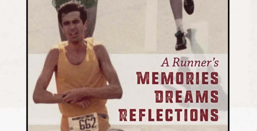 "Tom Bulger of Troy has published a book about running titled ""A Runner's Dreams, Memories, Reflections."" Photo Provided"