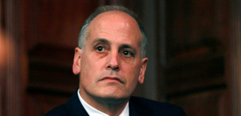 New York Gov. David Paterson's Chief of Staff Larry Schwartz in 2010.