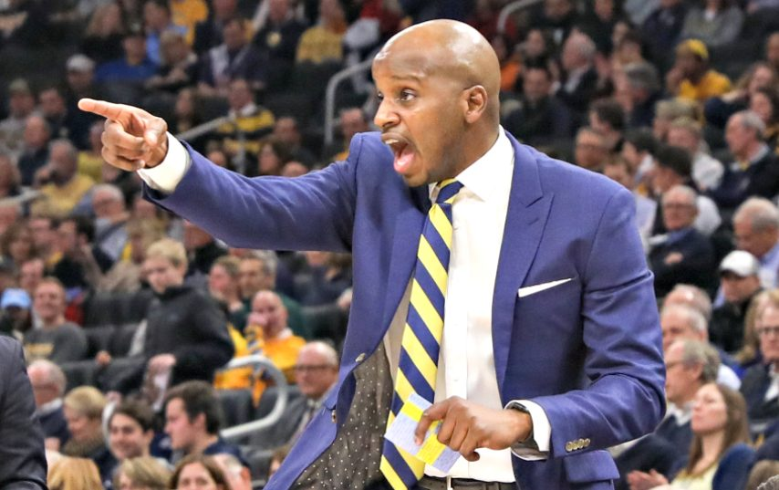 Dwayne Killings is reported to be the next head coach of the UAlbany men's basketball program. (Photo courtesy Marquette University)