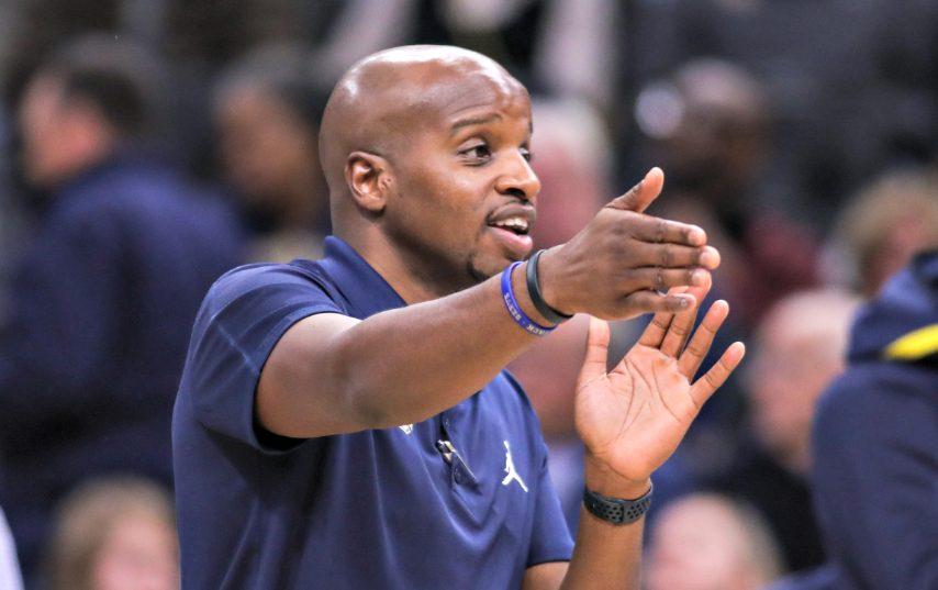 Dwayne Killings will take over the UAlbany men's basketball program. (Photo courtesy Marquette Athletics)