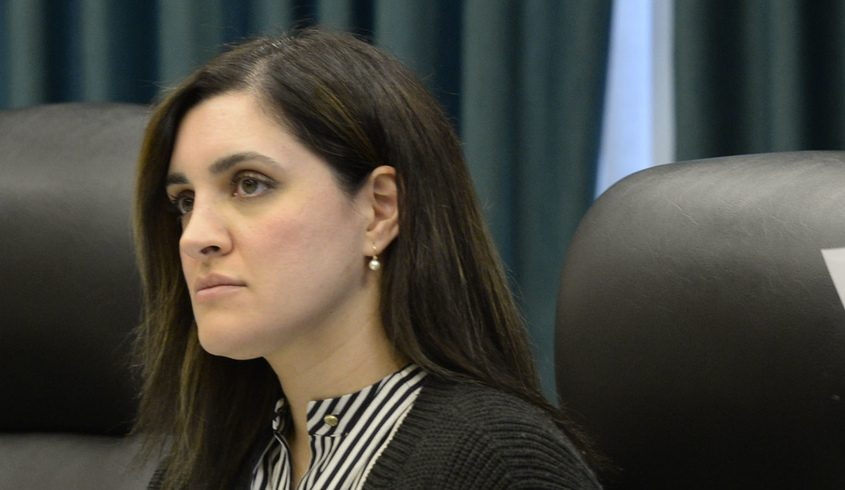 Niskayuna Town Supervisor Yasmine Syed in 2018