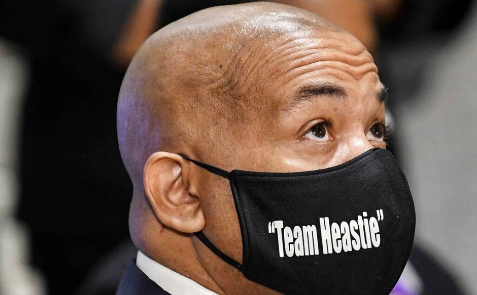 FILE - This photo from Monday, June 8, 2020, shows New York State Assembly Speaker Carl Heastie, D-Bronx