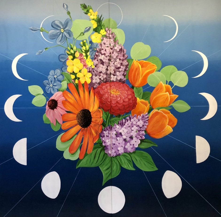 """Still Life, With Gratitude,"" by Rachel Baxter."