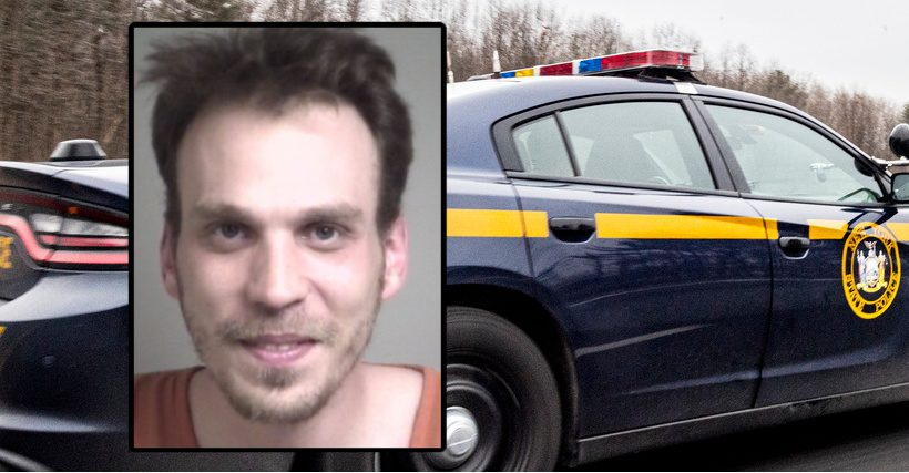 Brett Insogna - Cabarrus County Sheriff's Office, N.C.