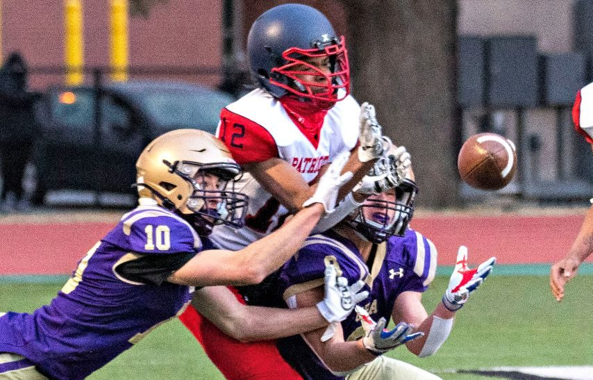 CBA won 28-0 Friday against Schenectady in Clifton Park.