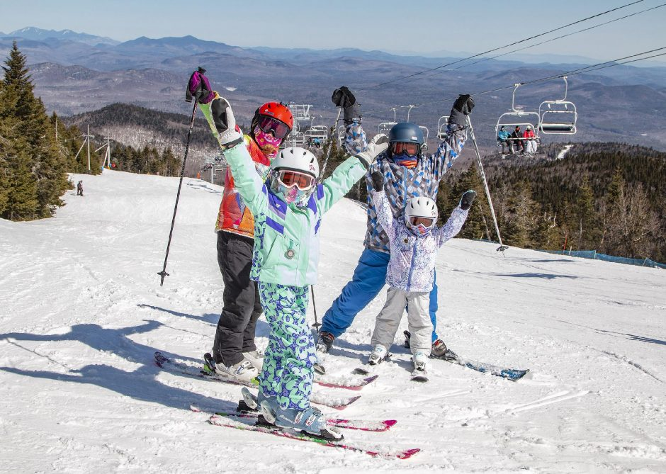 Ski season is nearing its conclusion.