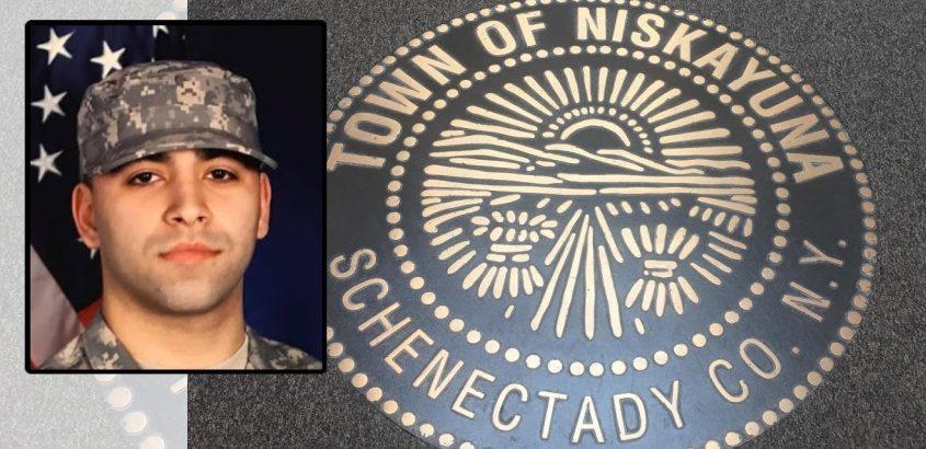 """Hamayun """"Joey"""" Faizy, Republican candidate for Niskayuna supervisor"""