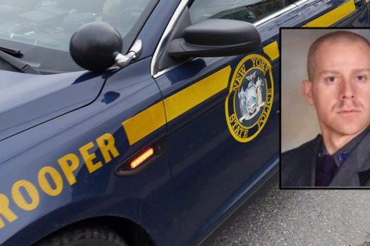 New York State Trooper Joseph J. Gallagher