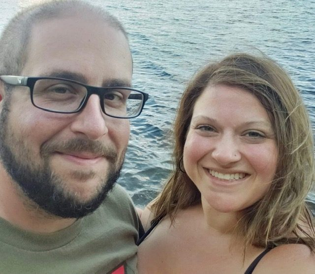 Gabe Criscuolo Jr. and his wife Elizabeth recently moved to Schenectady and are avid bowlers. Gabe Criscuolorecently rolled his first 300 game, and Elizabeth Criscuolois a former Schenectady USBC Women's Singles champion.