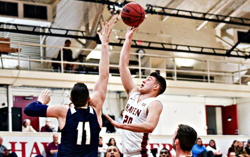 Matt Cerruti will join the UAlbany men's basketball program after graduating from Lock Haven. (Photo courtesy Lock Haven Athletics)