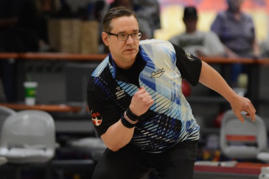 Brian LeClair has won five times on the PBA50 Tour and was the 2017 Player of the Year on that tour.