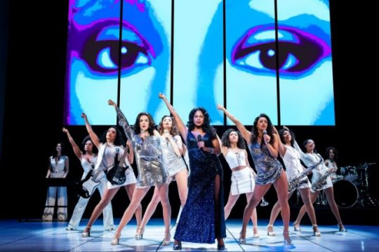 """""""Summer: The Donna Summer Musical"""" will be staged at Proctors Dec. 7-12, marking the return of touring Broadway musicals to the venue. (Matthew Murphy photo)"""