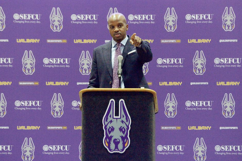 UAlbany men's basketball head coach Dwayne Killings added another player to the team on Friday.