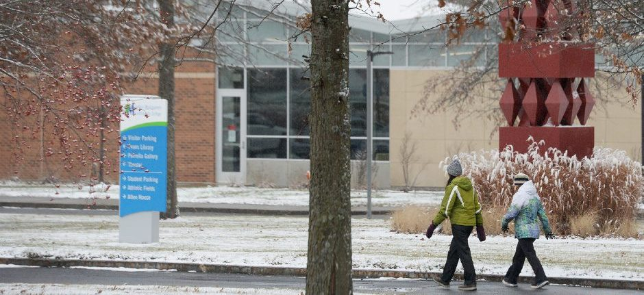 Fulton-Montgomery Community College in tow of Johnstownispictured on Dec. 9.