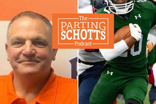 New Albany Empire head coach Tom Menas and Week 6 of the high school football season are the topics on the latest 'The Parting Schotts Podcast.'