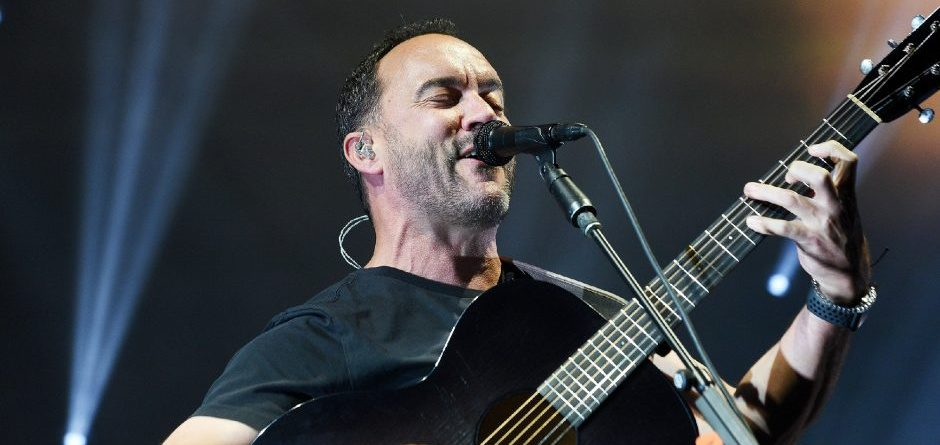 The Dave Matthews Band performs ontageon thefirst of two nights at SPAC in Saratoga Springs on July 12, 2019.
