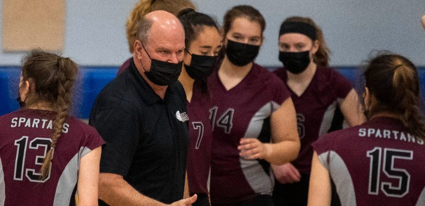 Coach Gary Bynon's Burnt Hills-Ballston Lake girls' volleyball team is the top seed for this week's Suburban Council tournament.